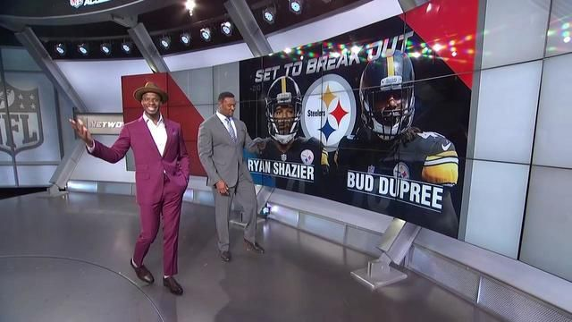 Willie McGinest's breakout linebackers: Predicting Pittsburgh Steelers' Ryan Shazier and Bud Dupree's 2017 stats