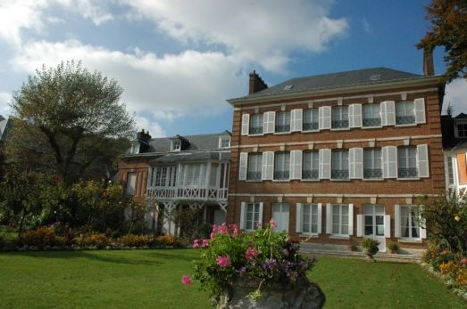 Musée Victor Hugo, Villequier - just add it to (long) list of places I'd like to see.