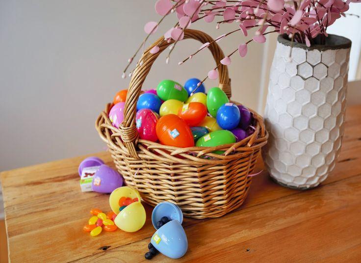 Educational Easter Egg Hunt