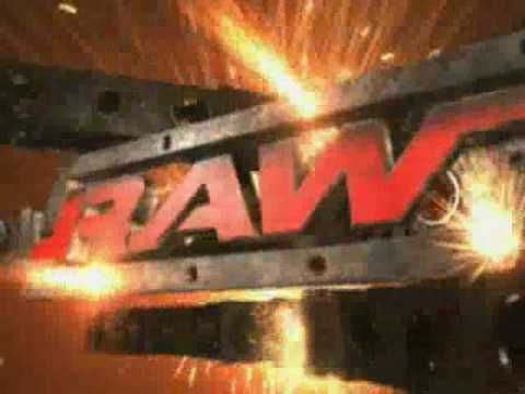 WWE RAW Opening 2002 With Graphics