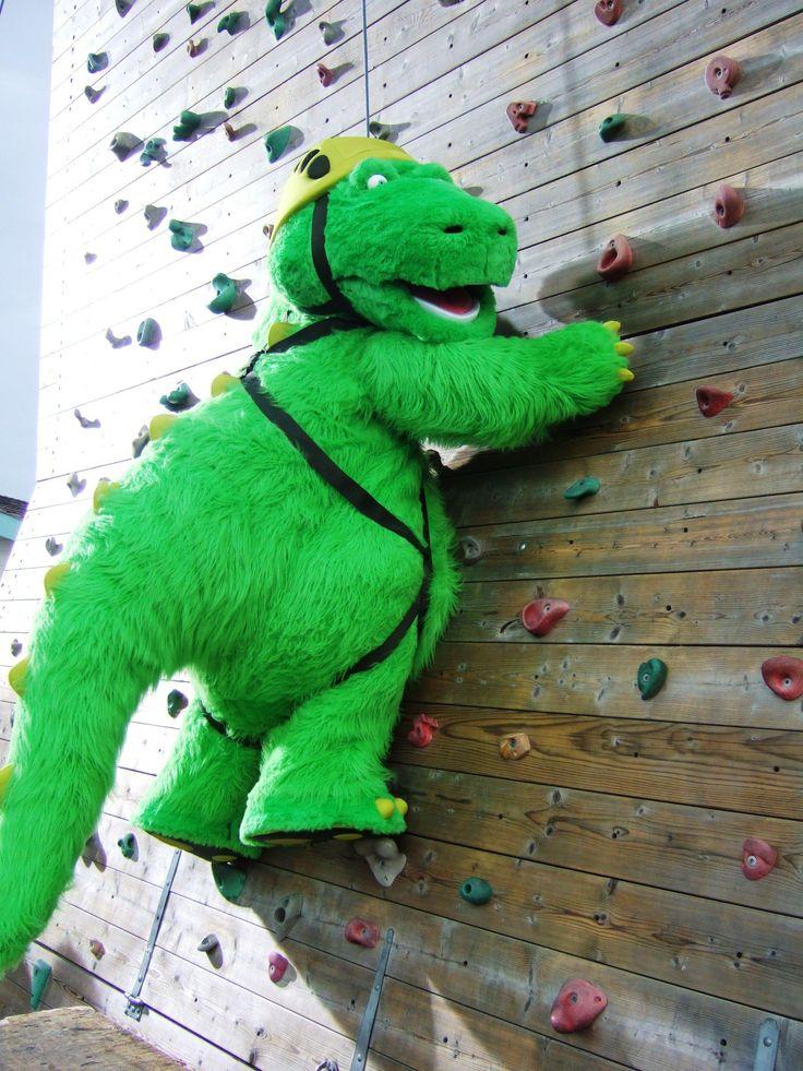 Ludo  #dinosaur #mascot #costume