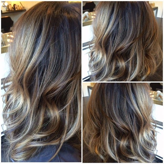 1 30vol Thin Highlights 2 Rinse Toned With Any Pieces