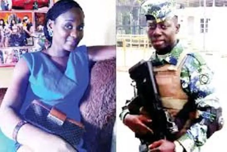 9JABREEZELAND: How Nigerian navy personnel allegedly killed his w...