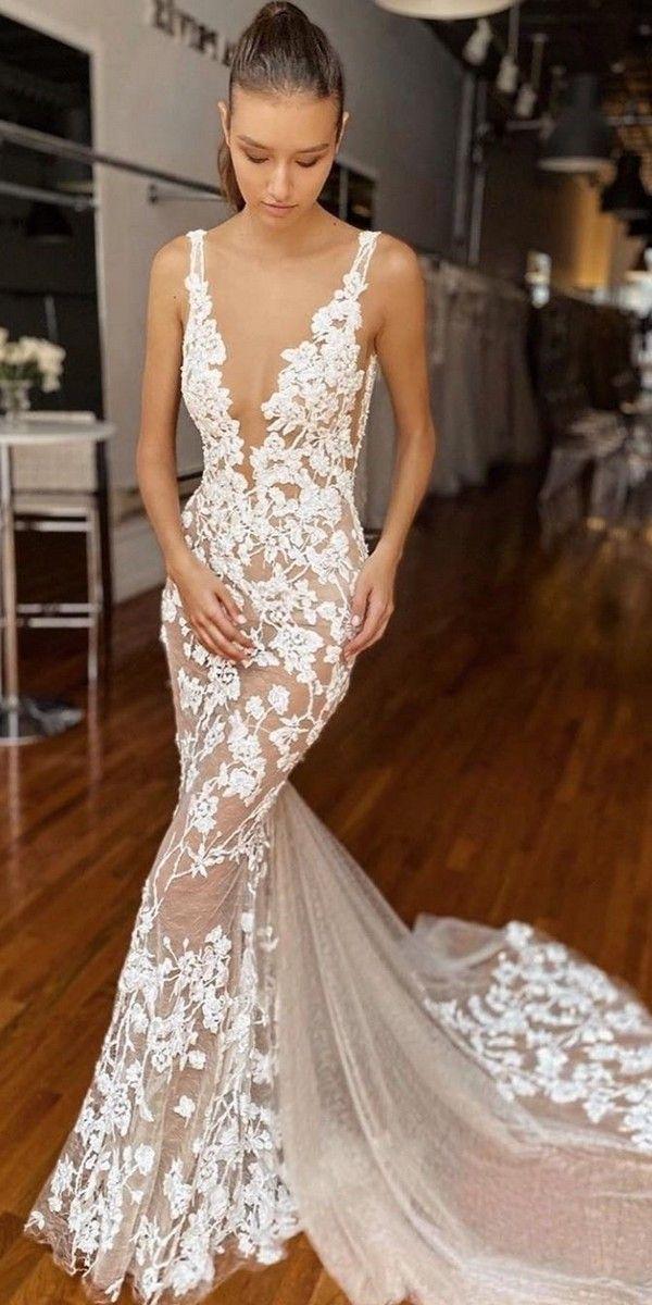 Berta Fall Wedding Dresses 2020 Prom girl dresses