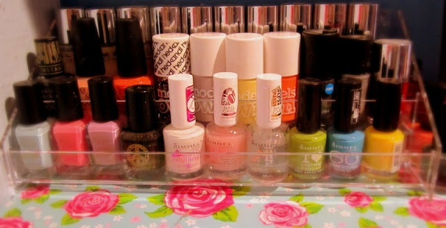 75 best images about nails everything polish storage. Black Bedroom Furniture Sets. Home Design Ideas