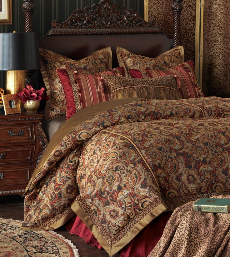 Marquise Luxury Bedding By Eastern Accents Raquel