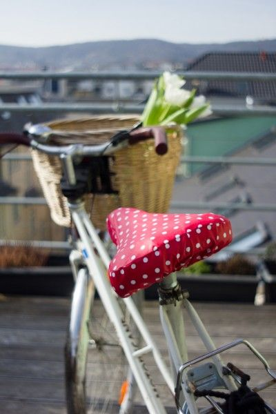 Fahrradsattelbezug – kostenlose Nähanleitung