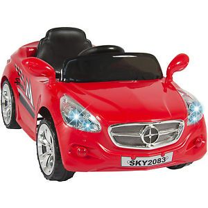 Buy Ride on Car Kids RC Car Remote Control Electric Power Wheels W/ Radio & MP3 Red