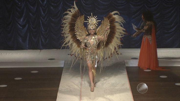 Candidata do Amapá vence Miss Brasil Gay Nordeste em Salvador; veja desfile