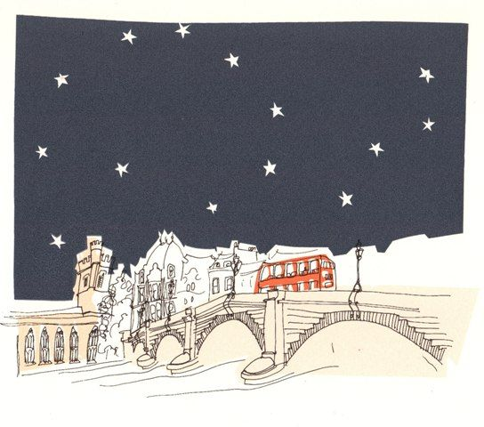 Susie Brooks - Homeward Bound (Putney Bridge)