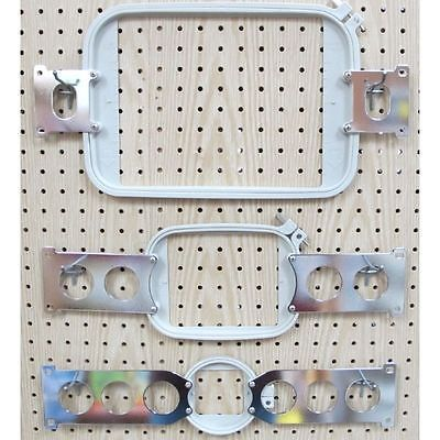 Sewing Machines and Sergers 3118: Embroidery Hoop Set For Janome Mb-4 Mb-4S Commercial Embroidery Machine New -> BUY IT NOW ONLY: $139 on eBay!