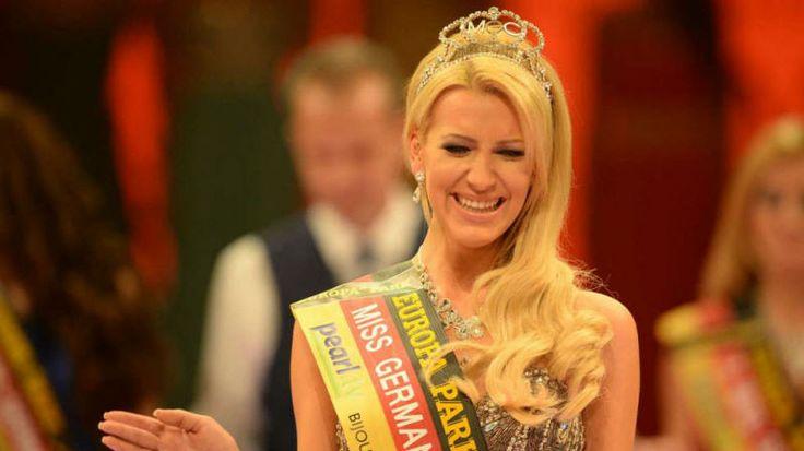 Vivien Konca, Miss Germany 2014 and Miss Earth Germany ...