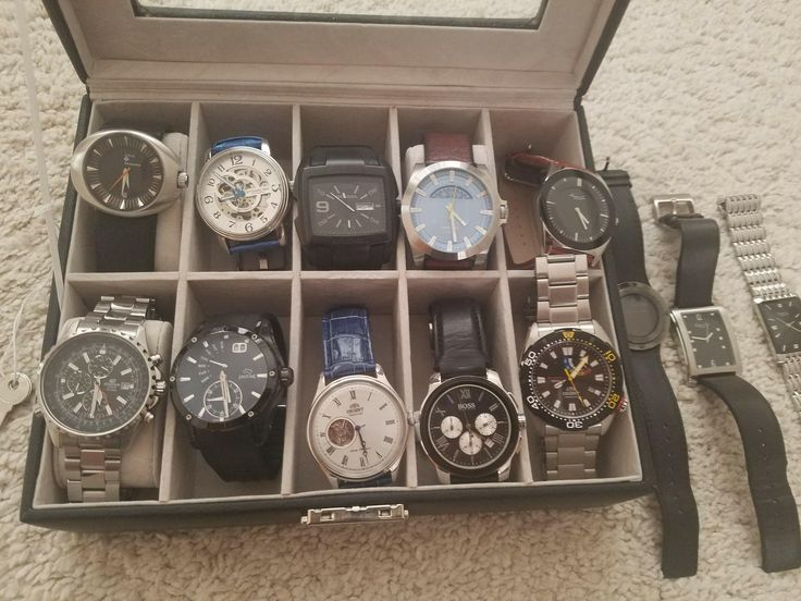 [My Collection] via /r/Watches