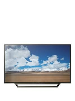 Sony Bravia Kdl-32Rd433 32 Inch Hd-Ready Tv With Freeview, Hdd Rec And Usb Playback – Black – Now £249.99 Was £359.00 #sony #hdready #freeview #hddrec #usbplayback