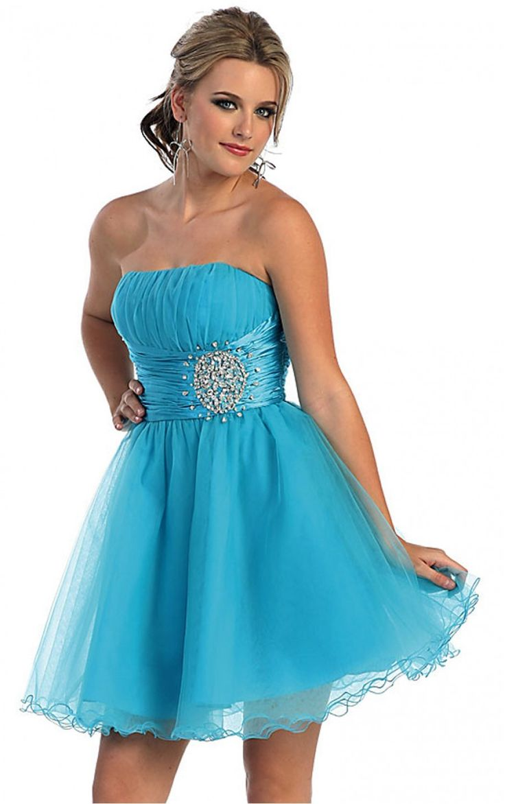 Strapless Dresses Cheap
