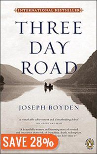 Three Day Road Book by Joseph Boyden | Trade Paperback | chapters.indigo.ca