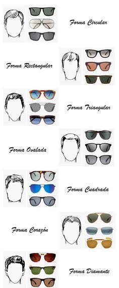 Aunque nos encanten unas gafas, no todas nos quedan bien... Descubre cuáles son las mejores para tu forma de la cara.