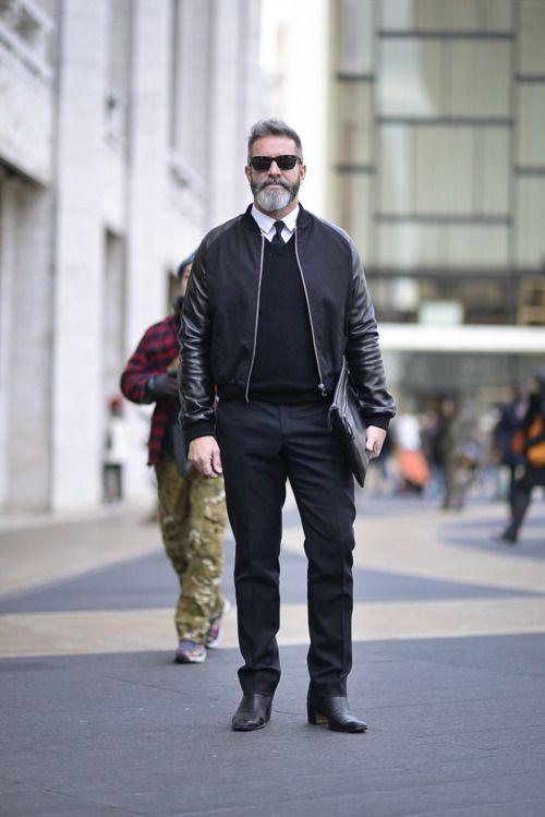 Casual and Urbane Male Fashion