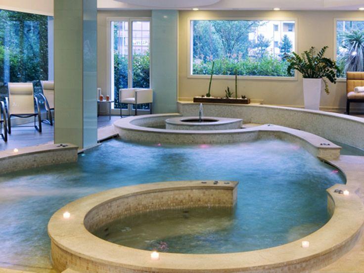La #SPA  interna all'hotel #wellness #relax