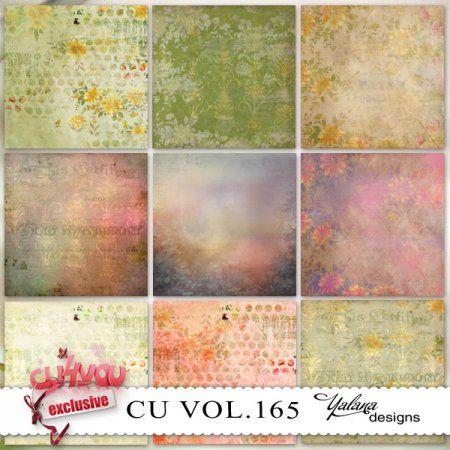 Yalana Design CU vol.165