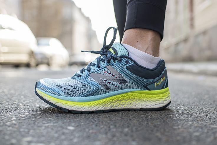 #NewBalance #1080 v7 to buty do biegania po utwardzonych nawierzchniach, dla osób z neutralnym typem stopy. Jest to flagowy model tej marki wzbogacony o piankę Fresh Foam.