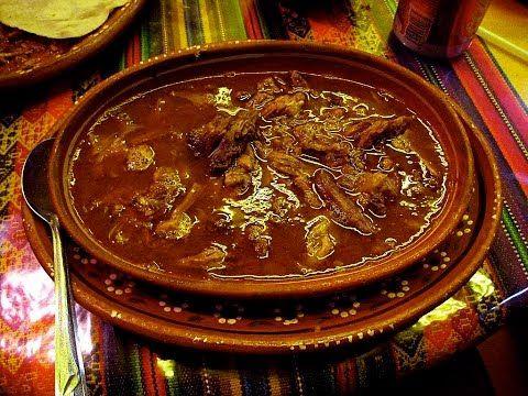 Receta de Birria de res // Platillos típicos de la cocina mexicana - YouTube