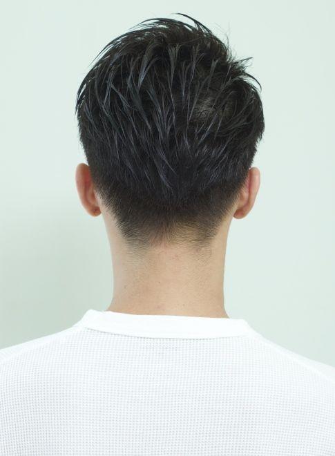 爽やかショート 簡単スタイリング!(髪型メンズ)