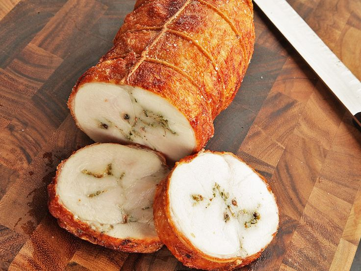 The Food Lab: Sous-Vide, Deep-Fried Turkey Porchetta (You Want This on Your Thanksgiving Table)