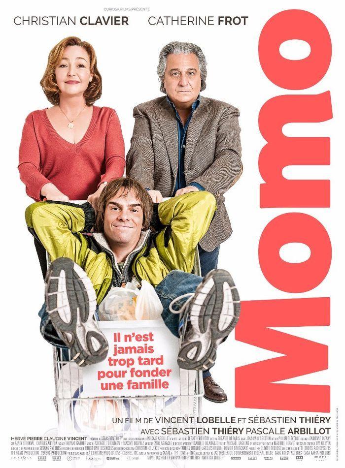 MOMO (2018) : Une comédie avec Christian Clavier et Catherine Frot - Au cinéma le 27 décembre !