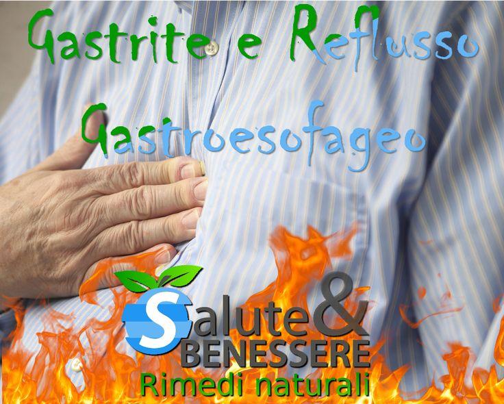 Tutti i rimedi naturali per curare la gastrite ed il reflusso gastroesofageo con ingredienti casalinghi che combattono acidità e bruciore di stomaco!