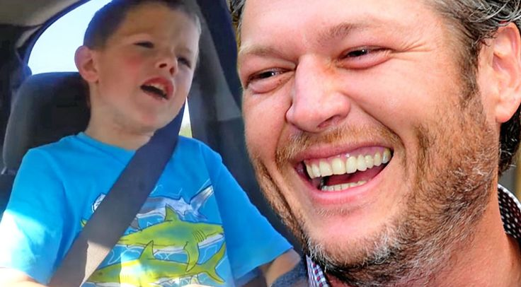 """Blake shelton Songs - Adorable Little Boy Sings Blake Shelton's """"Boys 'Round Here"""" (WATCH) 