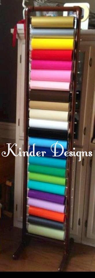 The Kinders: Vinyl Storage System