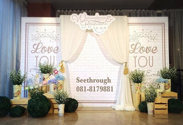 #wedding #weddingday #weddingdecor #weddingprops #weddingdecoration #weddingorganizer #weddingbackdrop #backdrop #rusticwedding #rusticdecor #weddingprops #propsrental #seethroughwedding #gardenwedding