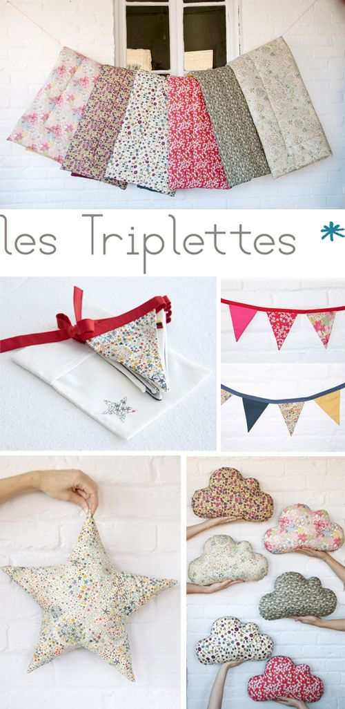 Les Triplettes « Babyccino Kids: Daily tips, Children's products, Craft ideas, Recipes & More