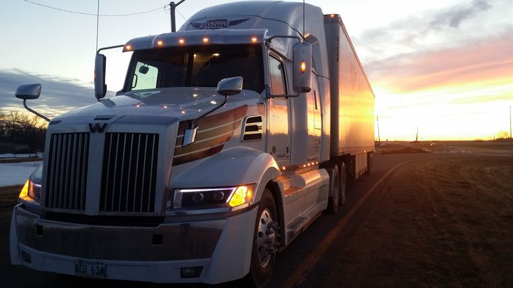 Beautiful pic of one of our trucks!