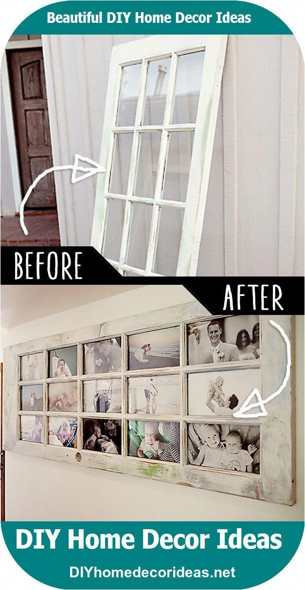 Diy Furnishings Hacks An Old Door Right Into A Life Story Cool