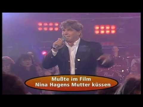 Frank Schöbel - Wie ein Stern 1999 - YouTube