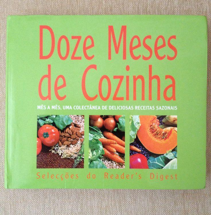 Doze Meses de Cozinha MAFALDA SILVA