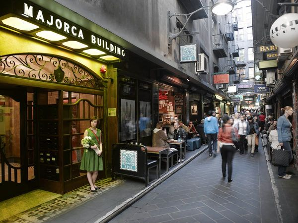 Melbourne is the city of laneways, its inner grid a treasure trove of arcades, alleys and lanes. Here's our guide to the best.