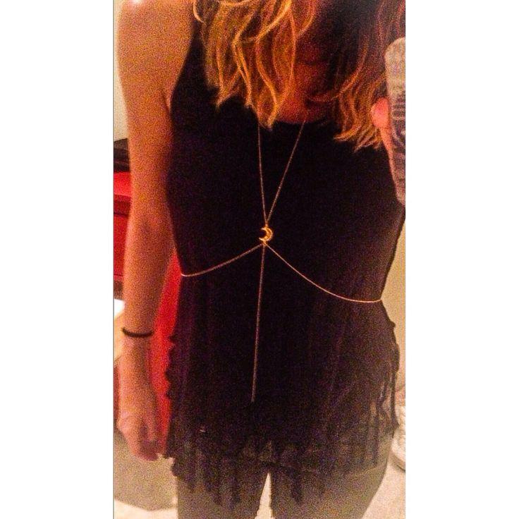 Body jewelry by Celia d