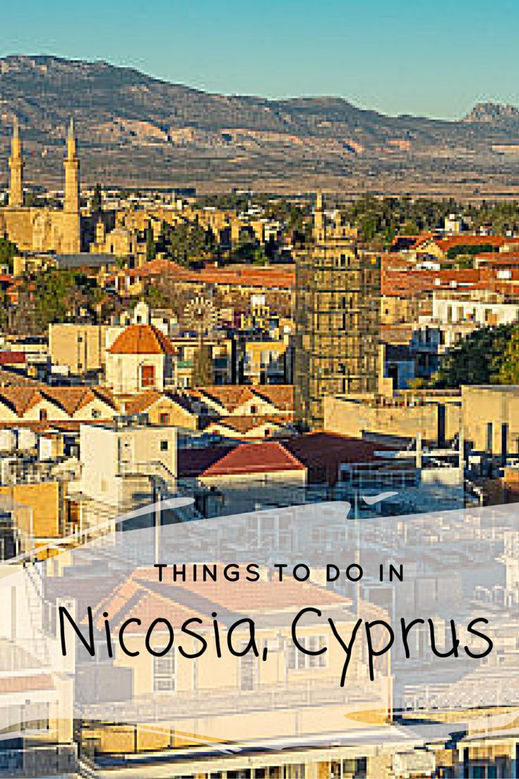 I show you the best things to do in Nicosia in this handy 48h guide featuring sights, restaurants, bars, cafes and places to stay!