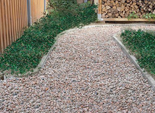 17 migliori idee su vialetto di ghiaia su pinterest for Ghiaia da giardino