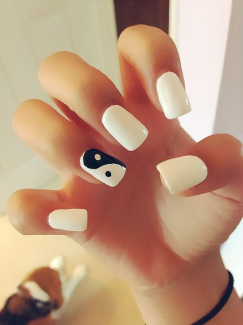 Gallery For > Hipster Acrylic Nails Tumblr