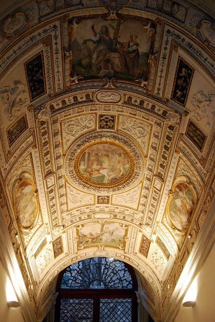 L'interno di Palazzo Grimani