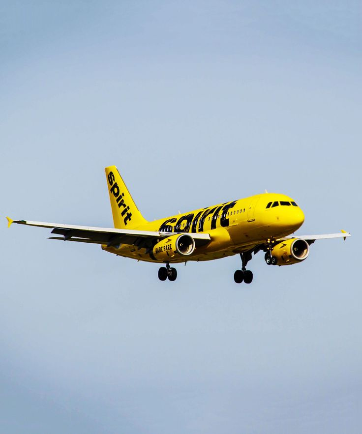 Spirit Airlines Lowest Prices - Fareness Travel Study | Spirit Airlines has the lowest airfares of any airline, according to a study from travel website Fareness. #refinery29 http://www.refinery29.com/2016/03/105794/fareness-airline-prices-spirit