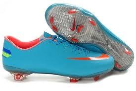 Son las botas que utilizará el jugador del Real Madrid, Cristiano Ronaldo.