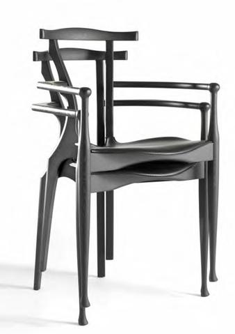 GAULINO chair by bd Barcelona - available at KE-ZU.
