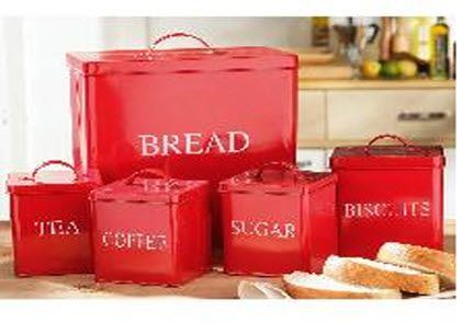 red kitchen accessories 5