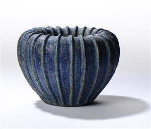 Vare: 4203352Arne Bang. Vase af stentøj