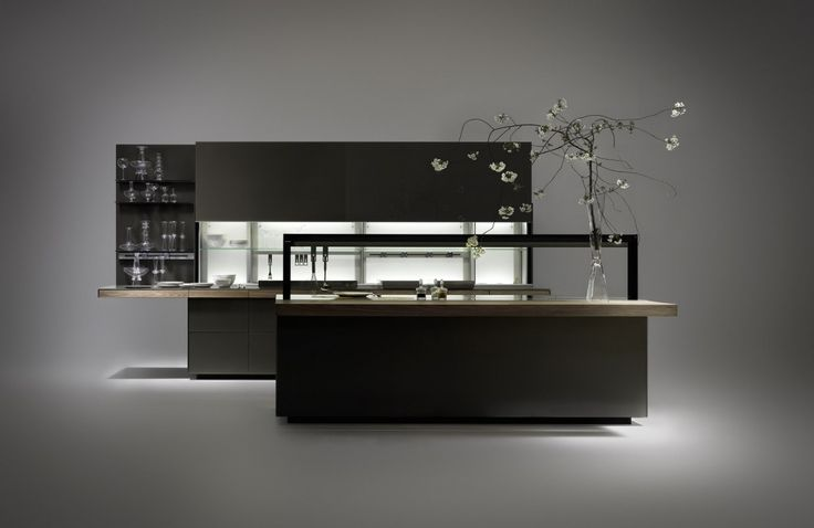 Valcucine's new Genius Loci kitchen by Gabriele Centazzo